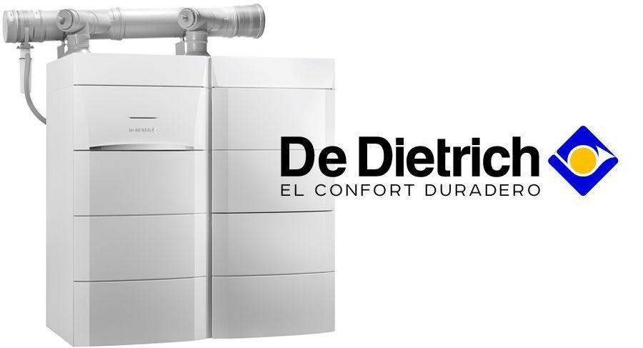 de dietrich nueva caldera de alta potencia modulens o pro. Black Bedroom Furniture Sets. Home Design Ideas