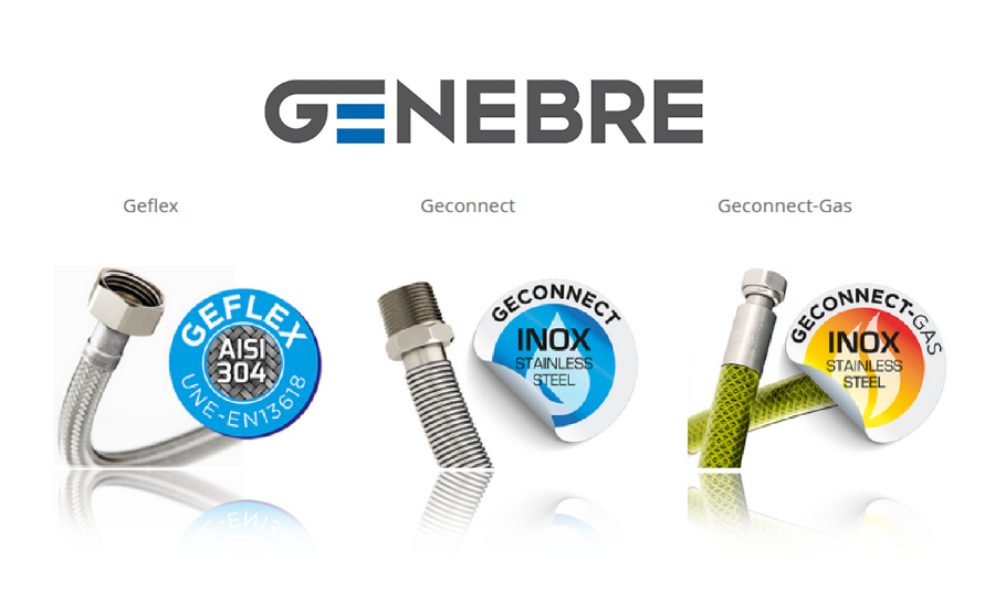 GENEBRE CONNECTORS 1