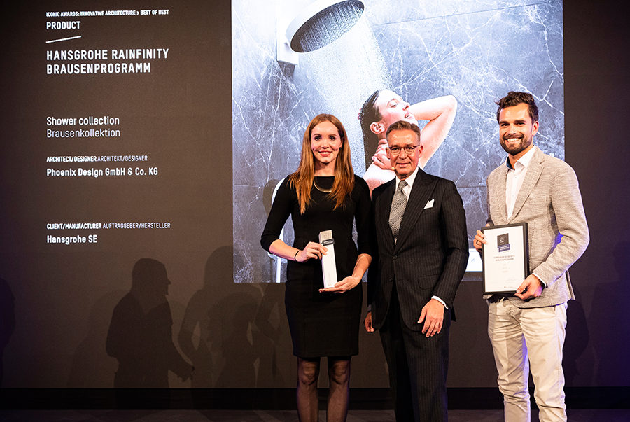 hansgrohe RainTunes Iconic Awards 1